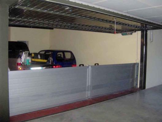 Paratia antiallagamento per garage fioriera con for Costo aggiuntivo garage